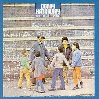 Donny Hathaway : Everything Is Everything CD (1996) Expertly Refurbished Product • 4.35£