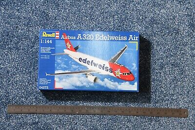 Revell 1:144 Airbus A320 Edelweiss Kit #4272 • 29.50£