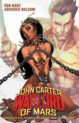 $23.39 • Buy John Carter: Warlord Of Mars Volume 1 -  Trade Paperback 9781606907568 Ron Marz