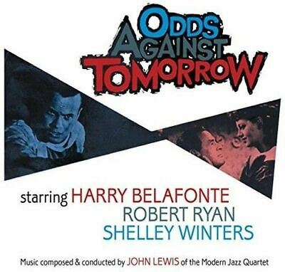 AU26.99 • Buy John Lewis - Odds Against Tomorrow - Soundtrack New Cd