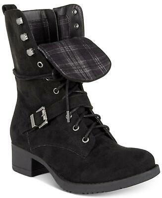 $20.69 • Buy American Rag Womens Reighn Almond Toe Ankle Fashion Boots