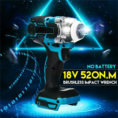 Torque Impact Wrench Brushless Cordless Replacement For Makita Battery DTW285Z • 29.99£