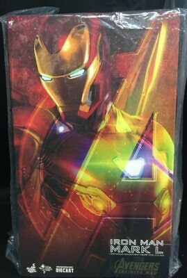 $ CDN783.07 • Buy IRON MAN Mark L Diecast MMS473-D23 1/6 Rare Figure AVG3 MK50 Made By Hot Toys