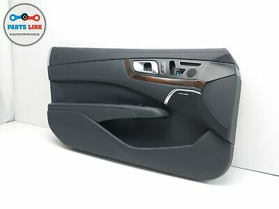 $499.99 • Buy 13-19 Mercedes Sl550 R231 Front Left Driver Door Trim Panel Armrest Card Handle