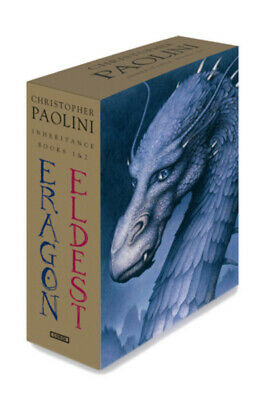 £3.88 • Buy Eragon: Eldest By Christopher Paolini (Multiple Copy Pack) Fast And FREE P & P