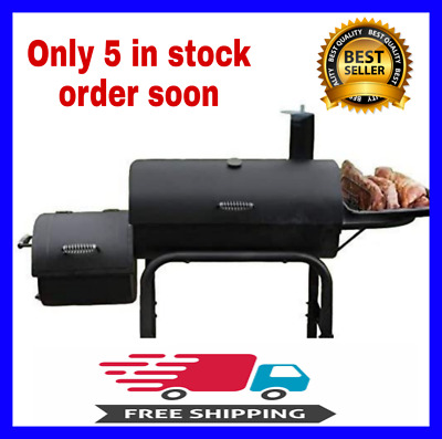 $39.89 • Buy BBQ Grill Smoker Plans DIY Portable Camping Barbecue Cooker Outdoor Cooking