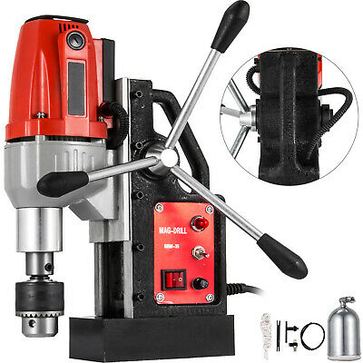 BRM35 240V 35mm Mag Drill Magnetic Drill Drilling Machine 980W Rotabroach Type • 187.99£