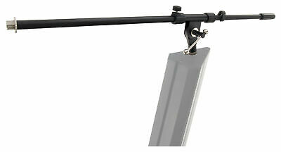 Microphone Arm Boom Stand Mic Holder For Keyboard Stand Metal Robust Extendable • 21.99£