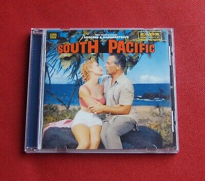 South Pacific - OST Soundtrack Recording CD - Rodgers & Hammerstein - RCA • 3.49£