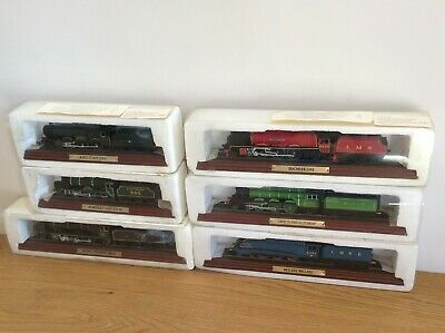 £40 • Buy 6 X Mixed Atlas Editions Collectable Trains Locomotives Available Worldwide