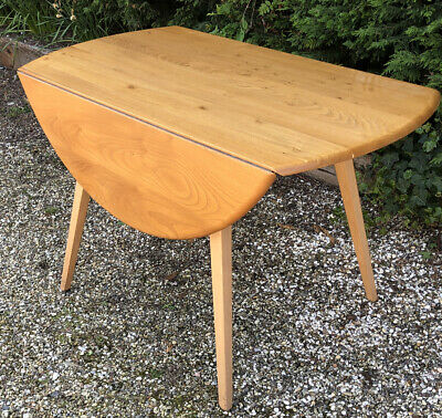 Fine Retro Ercol Extending Dining Table Mint Condition  - Delivery Available • 365£