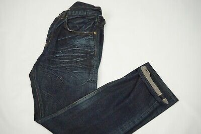 Prps Donwan Harrell Japanese Selvage Demon Fit Cotton Mens Button Fly Jeans 32 • 120.91£