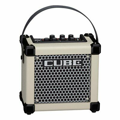 AU201.06 • Buy Roland Micro Cube GX Guitar Amplifier White