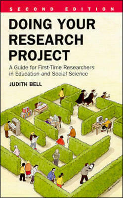 £1.89 • Buy Doing Your Research Project: A Guide For First-time Researchers In Education