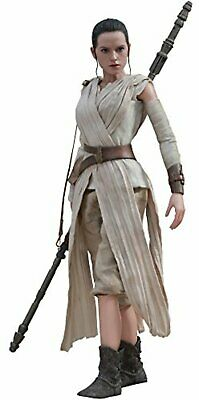 $ CDN416.10 • Buy Hot Toys Movie Masterpiece Rey Star Wars The Force Awakens 1/6 Action Figure F/S