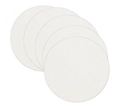 7  Inch - Greaseproof Circles - Round Baking Paper Tin Liners 20 Pack • 2.80£