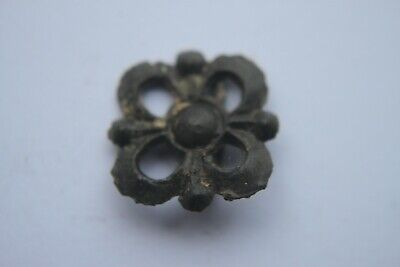 £95 • Buy QUALITY PEWTER  MEDIEVAL PERIOD  PILGRIMS BADGE BROOCH C. 14/15th Century AD