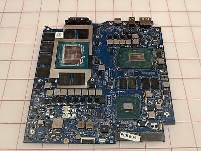 $ CDN1180.84 • Buy Genuine Alienware M15 R2 Laptop Motherboard I7-9750H CPU 16GB Ram 2070MQ