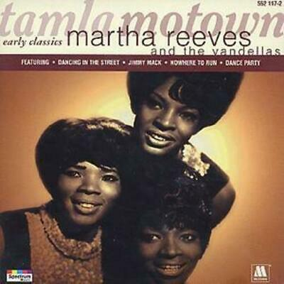 Martha Reeves And The Vandellas : The Tamla Motown Collection CD (2008) • 3.07£