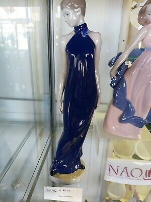 Nao By Lladro Porcelain Figurine Elegance Sp Edition 02001831 Was £90 Now £74.99 • 74.99£
