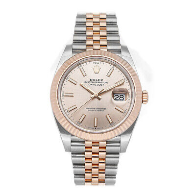 $ CDN14425.17 • Buy Rolex Datejust 41 Steel Gold Auto 41mm Jubilee Bracelet Mens Watch 126331