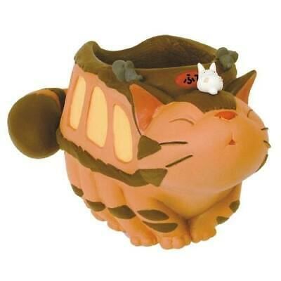 Officially Licensed Cat Bus Pencil Holder My Neighbor Totoro • 44.99£