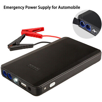 AU39.89 • Buy Car Power Bank Vehicle Emergency Jump Starter Battery Charger Portable