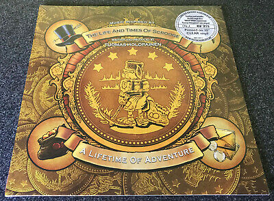 Tuomas Holopainen-a Lifetime Of Adventure 10 -clear Vinyl-275 Only-nightwish-new • 41.99£