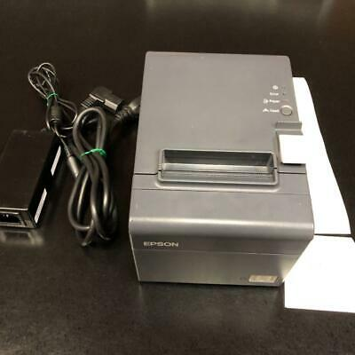 AU401.76 • Buy EPSON TM-T20II M267D POS Receipt Printer USB LAN Interface Adapter