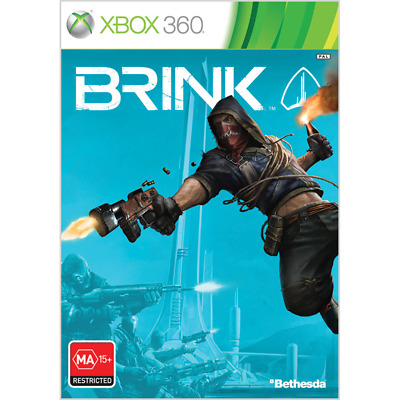 AU12 • Buy Brink Preowned - Xbox 360 - PREOWNED