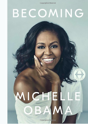 $15.98 • Buy Becoming By Michelle Obama HARDCOVER BRAND NEW 2019