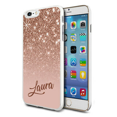 Personalised Marble Phone Case Cover For Apple Samsung Initial Name - Ref J35 • 5.52£