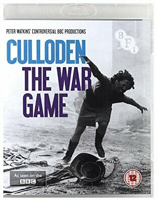 £10.83 • Buy Culloden + The War Game (Dual Format Edition) [DVD][Region 2]