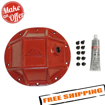$120.99 • Buy Crown Automotive RT20027 Chrysler 8.25  Rear HD Differential Cover