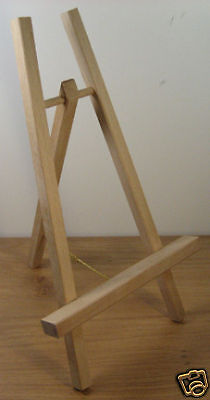 Table Top Display Easel- Ideal For Wedding Tables • 5.99£