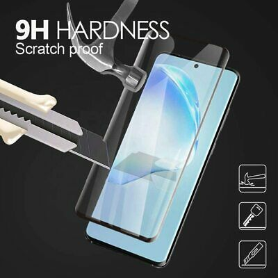 $ CDN3.09 • Buy For Samsung Galaxy S10 S20 S9 S8 Plus Tempered Glass Screen Protector Film Curve