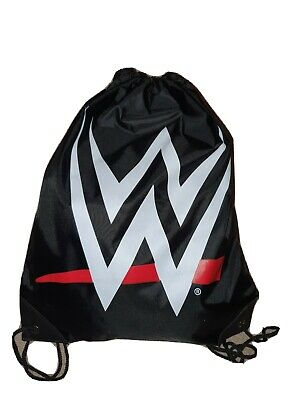 Wwe Draw String Bag Drawstring Party Bags £1.99 Each  • 1.99£