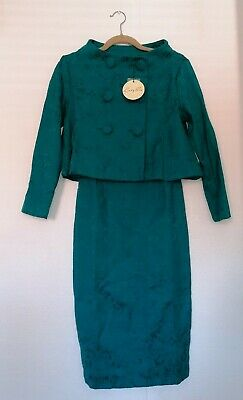 Lindy Bop Mildred Dress And Jacket Size 8 New + Tags RRP £65 • 31.50£