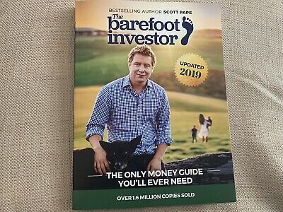 AU16 • Buy The Barefoot Investor: The Only Money Guide You'll Ever Need By Scott Pape...