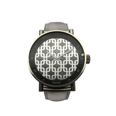 Watch 666BARCELONA 666-203 Black And Silver Unisex Pvp • 25.19£