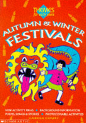 £2.33 • Buy Themes For Early Years: Autumn And Winter Festivals By Carole Court (Paperback