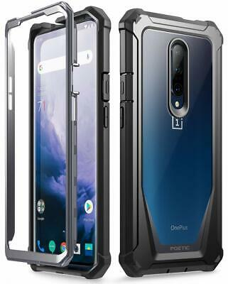 $ CDN44.51 • Buy For OnePlus 7 Pro Rugged Clear Case Full-Body Hybrid Shockproof Bumper Cover