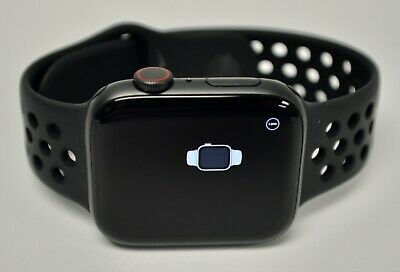 $ CDN566.54 • Buy Apple Watch Series 5 Nike 44mm Space Gray Aluminum Case With Anthracite/Black...