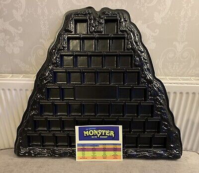 Monsters In My Pocket - Monster Mountain/Volcano Display - NEW Decal Sheet Only! • 10£