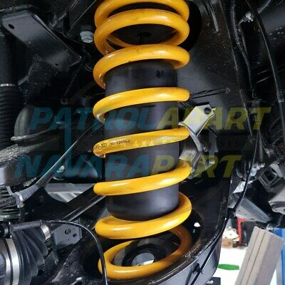 AU275 • Buy Standard Height Towing Rear King Brand Coil Spring For Nissan Patrol Y62 (KDRS30