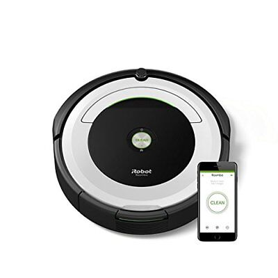 View Details Roomba 691 Wifi Vacuum Cleaning Robot, White/Black • 199.00£