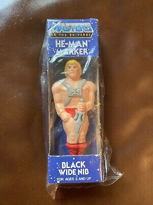 $100 • Buy Rare MOTU He-Man Marker Vintage 1984 Action Figure Toy Masters Of The Universe!