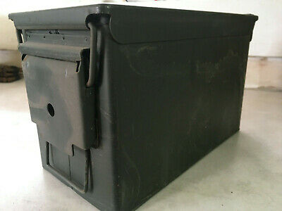 $15 • Buy 1- 50 Cal M2A1 AMMO CAN VERY GOOD CONDITION