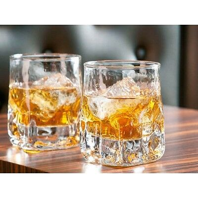 £9.85 • Buy 2X 330ml Tumblers Bar Drinks Party Drinking Glasses Cocktail Vodka Whisky