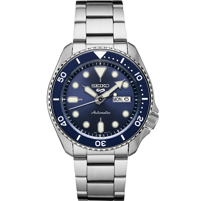 $ CDN297.03 • Buy New Seiko 5 Sports Men's Automatic Stainless Steel Watch SRPD51